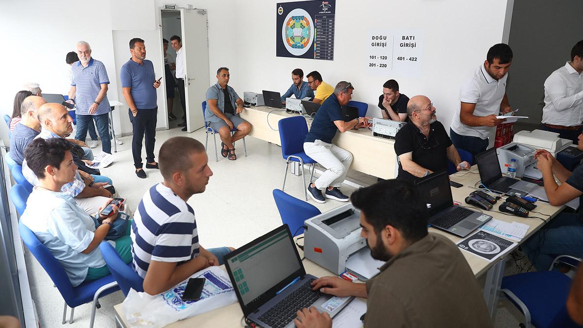 Fenerbahçe Beko kombine yenileme süreci başladı