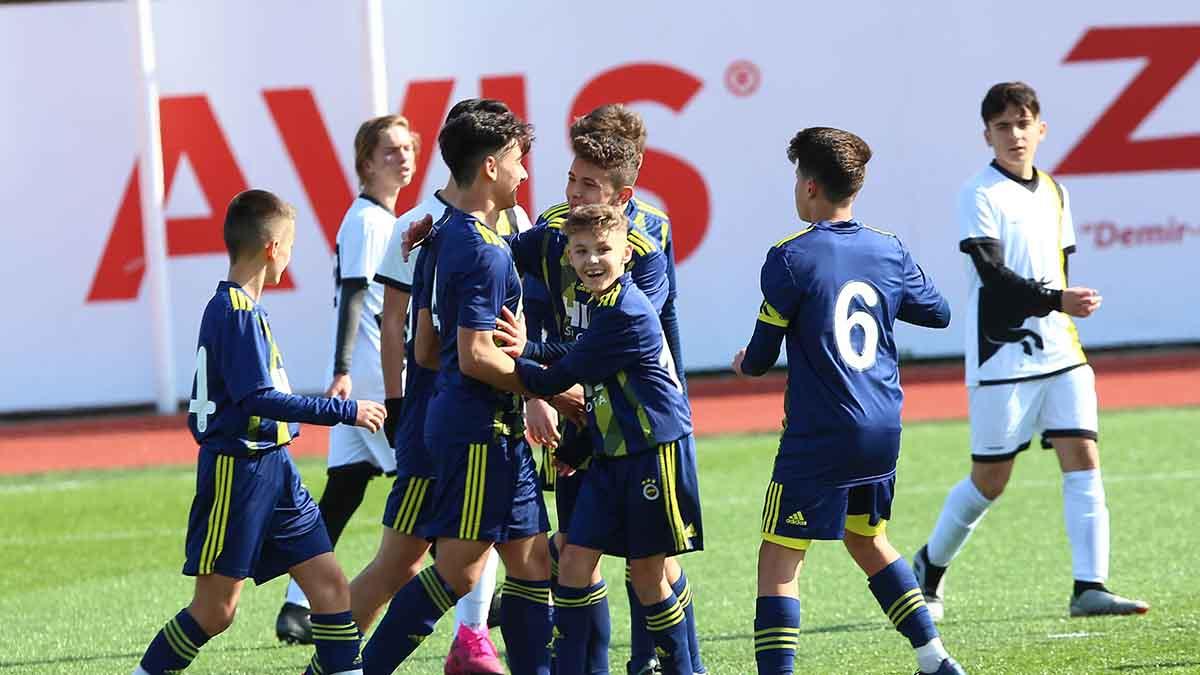 Haftanın maç sonuçları (U19, U17, U16, U15, U14)