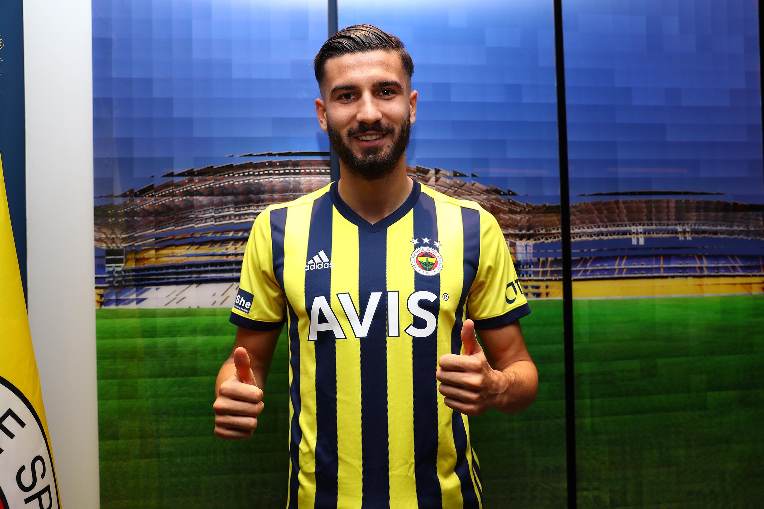 Kemal Ademi Fenerbahçemizde