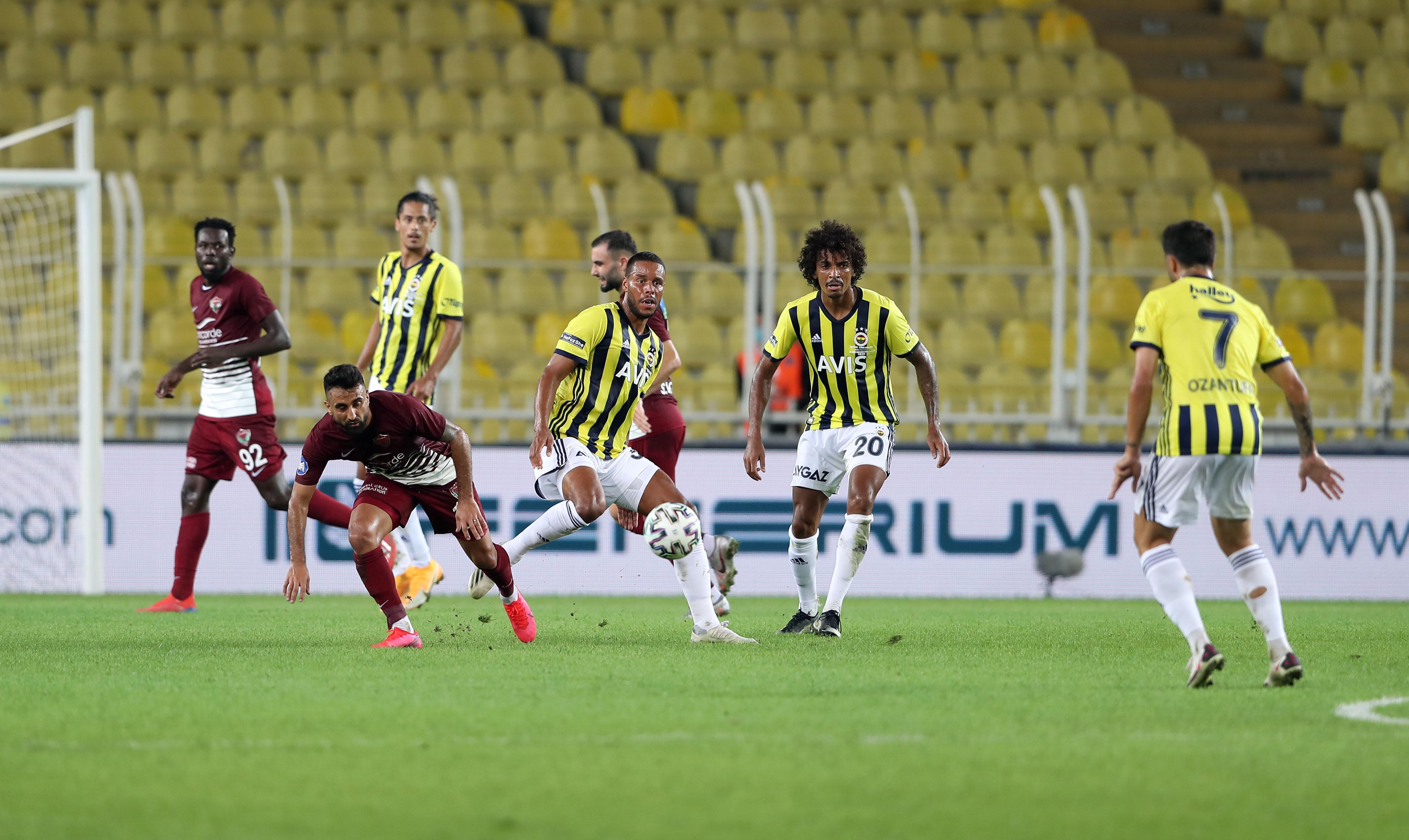 Fenerbahçe 0-0 Atakaş Hatayspor