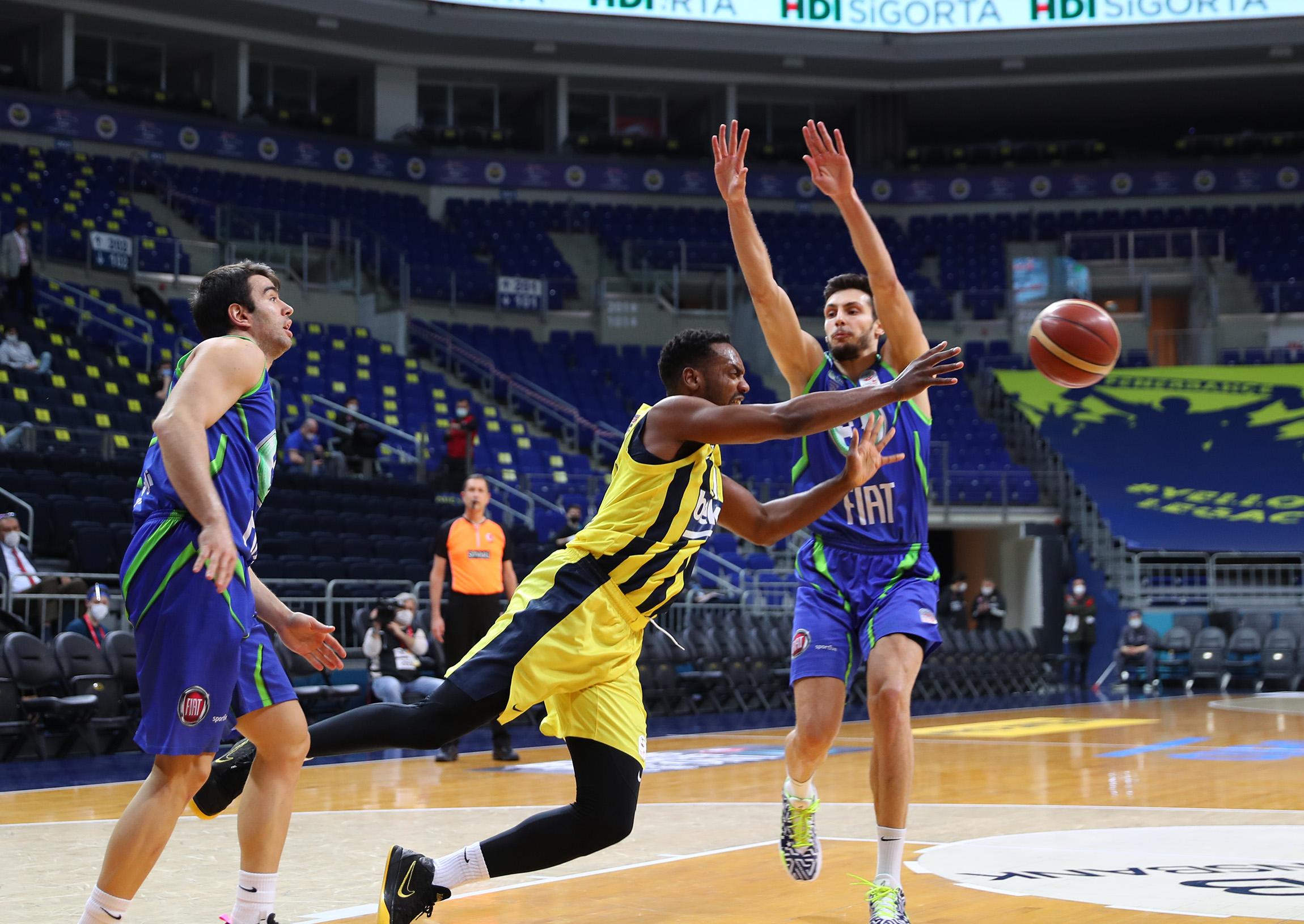 Fenerbahçe Beko 81-84 Tofaş