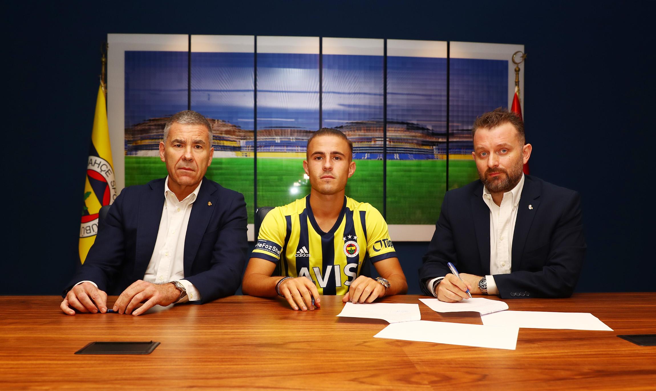 Dimitris Pelkas Fenerbahçemizde