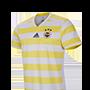 FB 18 Sarı-Beyaz Maç Forması