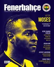 Fenerbahçe Dergisi Şubat sayısı Fenerium mağazalarındaki yerini aldı