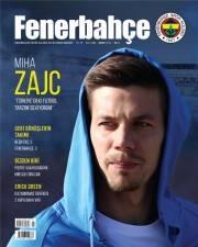 Fenerbahçe Dergisi Mart sayısı bayilerdeki yerini aldı