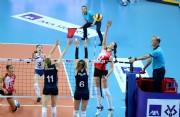Fenerbahçe Opet AXA Sigorta Kupa Voley'de adını yarı finale yazdırdı