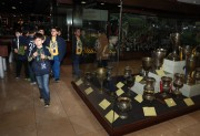 Okul çocukları için 'Fenerbahçe takım otobüsüyle stadyum ve müze turu' sürüyor