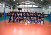 Kupa Voley şampiyonu Erkek Voleybol Takımımız 14/16'ya konuk oldu
