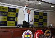 Altyapı Takımlarımıza hakemlik ve futbol oyun kuralları eğitim semineri verildi