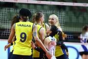 Fenerbahçe Opet 2-3 Türk Hava Yolları
