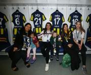 Fenerbahçe Çocuk ve Gençlik Kulübümüz Özel Misafirlerini Ağırladı