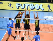 Erkek Voleybol Takımımız, çeyrek final serisinde 1-0 öne geçti