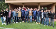 15. Füze Üs Komutanlığı'ndan Futbol A Takımımıza ziyaret