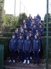 49 maçtır kaybetmeyen U13 Takımımız, Can Bartu Tesislerimizde teknik heyet ve futbolcularımızla bir araya geldi