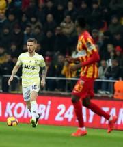 İstikbal Mobilya Kayserispor 1-0 Fenerbahçe