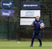 MKE Ankaragücü maçı hazırlıkları sürüyor