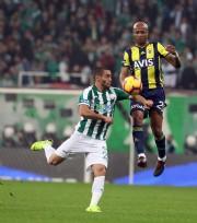 Bursaspor 1-1 Fenerbahçe