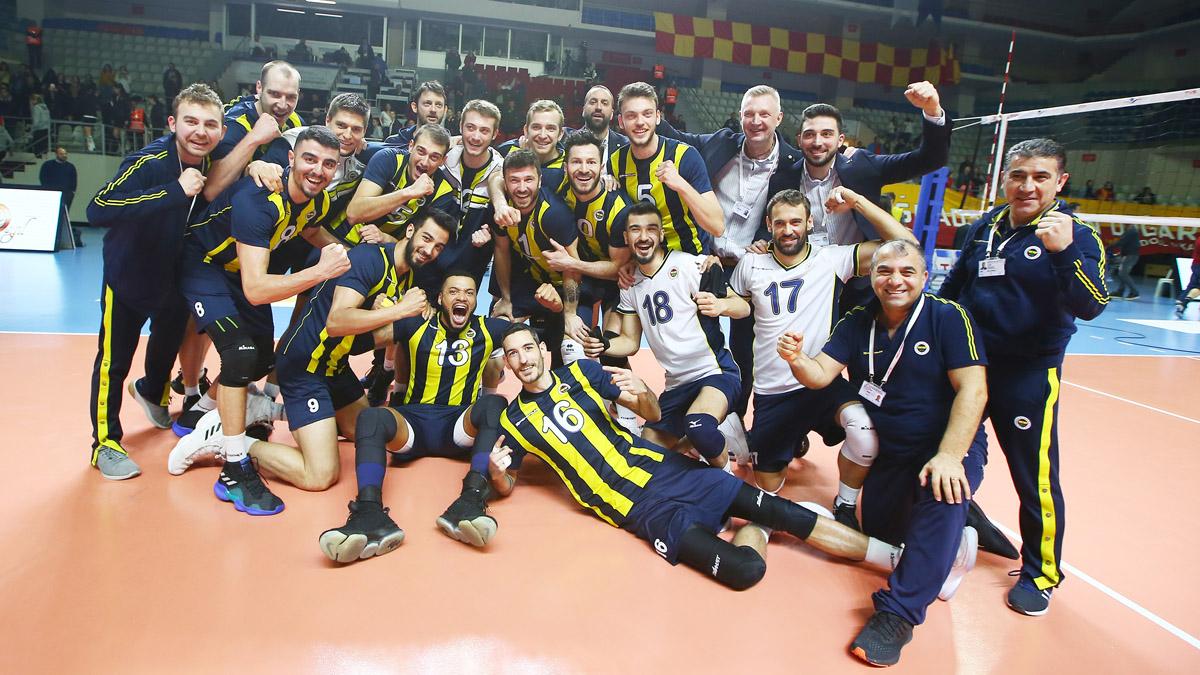Galatasaray HDI Sigorta 2-3 Fenerbahçe