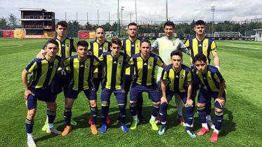 Galatasaray 1-2 Fenerbahçe (U17)