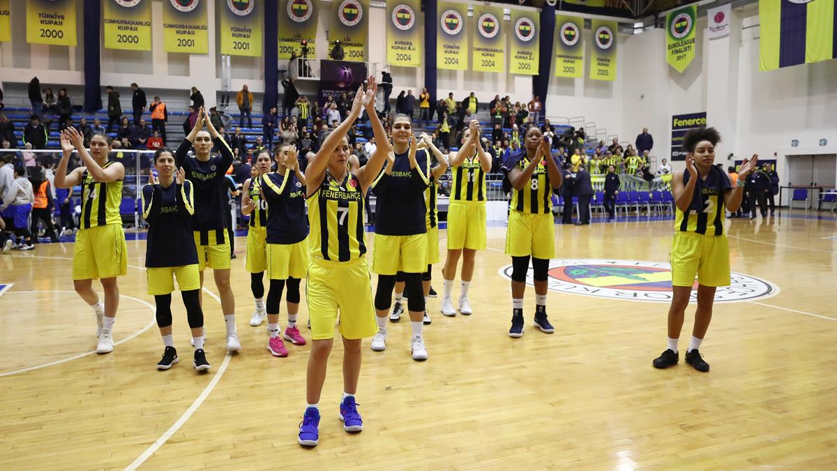 Fenerbahçe Kadın Basketbol Takımımız Botaş'ı konuk ediyor