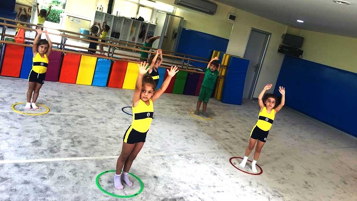 Fenerbahçe Kış Spor Okulu'nda çalışmalar başladı