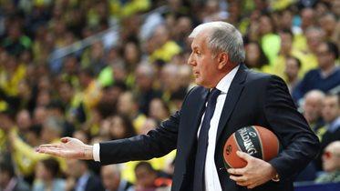 Zeljko Obradovic: Savunmamız çok iyiydi