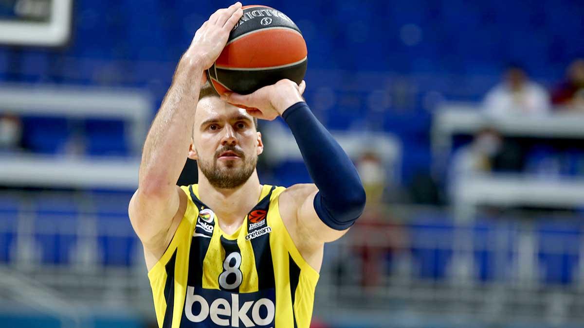 Marko Guduric: Çok iyi oynuyoruz, kazanıyoruz ve aynı şekilde devam etmek istiyoruz