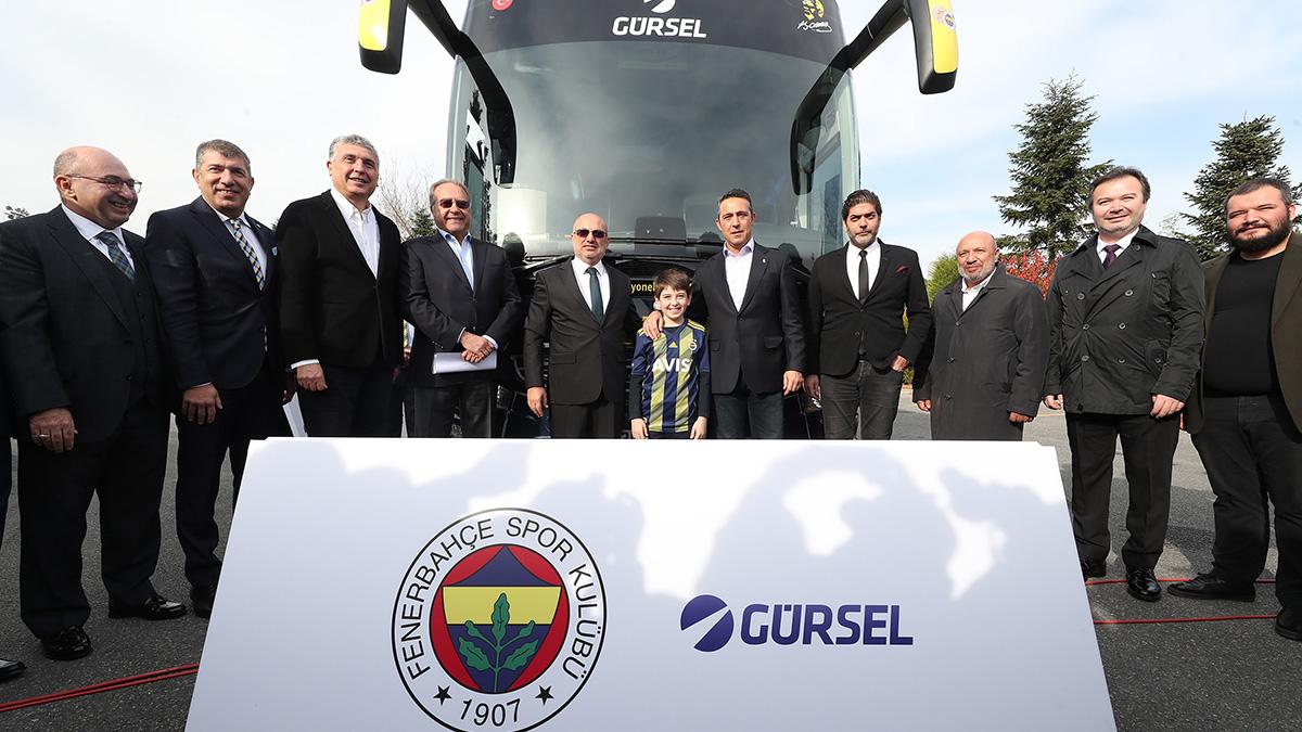 Fenerbahçemiz Gürsel Turizm'le Şampiyonluk Yolunda