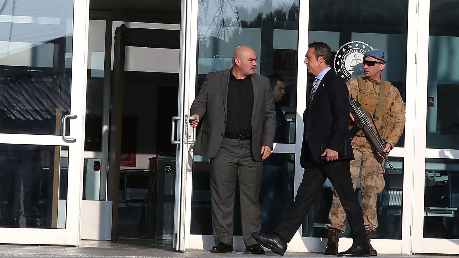 Başkanımız ve Yöneticilerimiz Silivri'de Kumpas Davası'nı takip ediyor