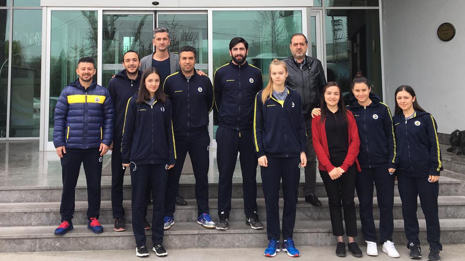 Masa Tenisi Süper Ligi 5. etap maçları Yalova'da yapıldı