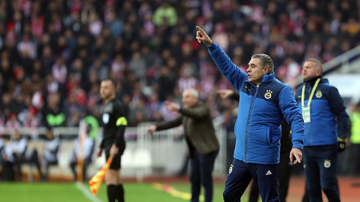 Teknik Direktörümüz Ersun Yanal, D.G. Sivasspor maçını değerlendirdi