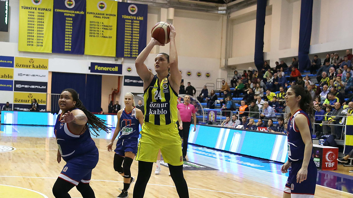 Fenerbahçe Öznur Kablo 90-83 BŞB. Adana Basketbol