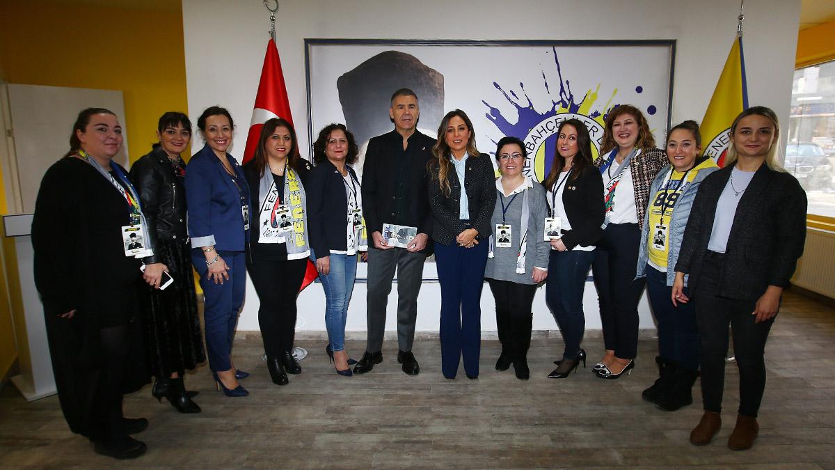 Fenerbahçeliler Derneği (FeDer) gençleri Nutuk ile buluşturuyor