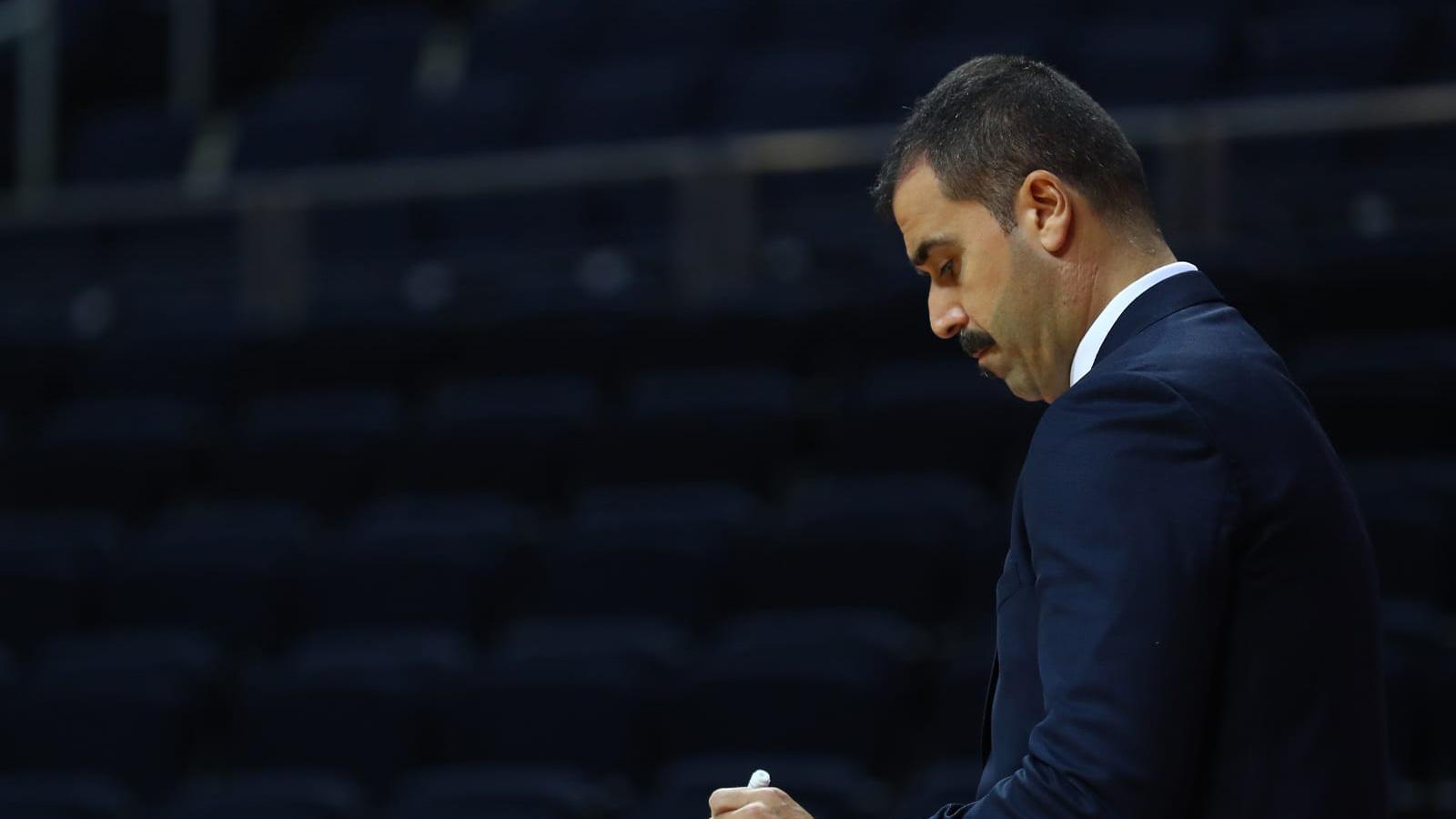 Antrenörümüz Erdem Can U20 Erkek Basketbol Milli Takımımızın Başantrenörlüğünü Yapacak
