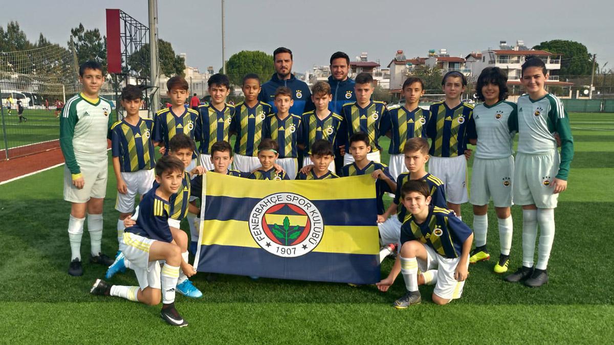 U10 ve U13 Takımlarımız 4. Atatürk Kupası Turnuvası'na katıldı