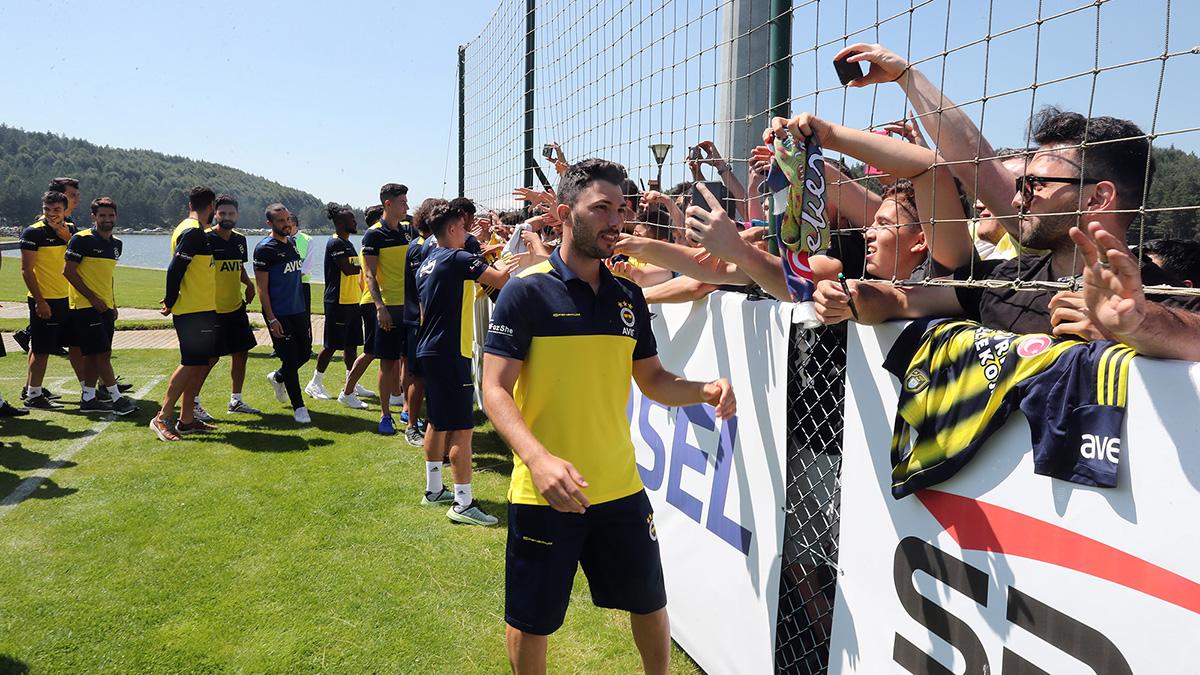 Fenerbahçemiz Taraftarıyla buluştu