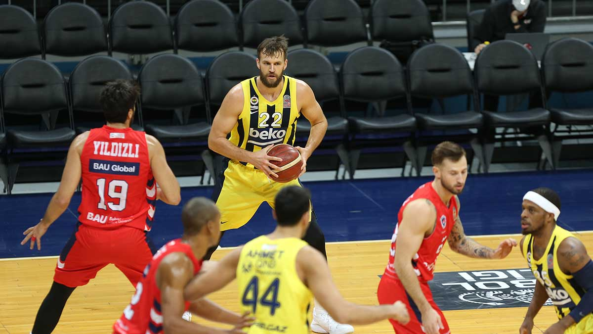 Fenerbahçe Beko 70-56 Bahçeşehir Koleji