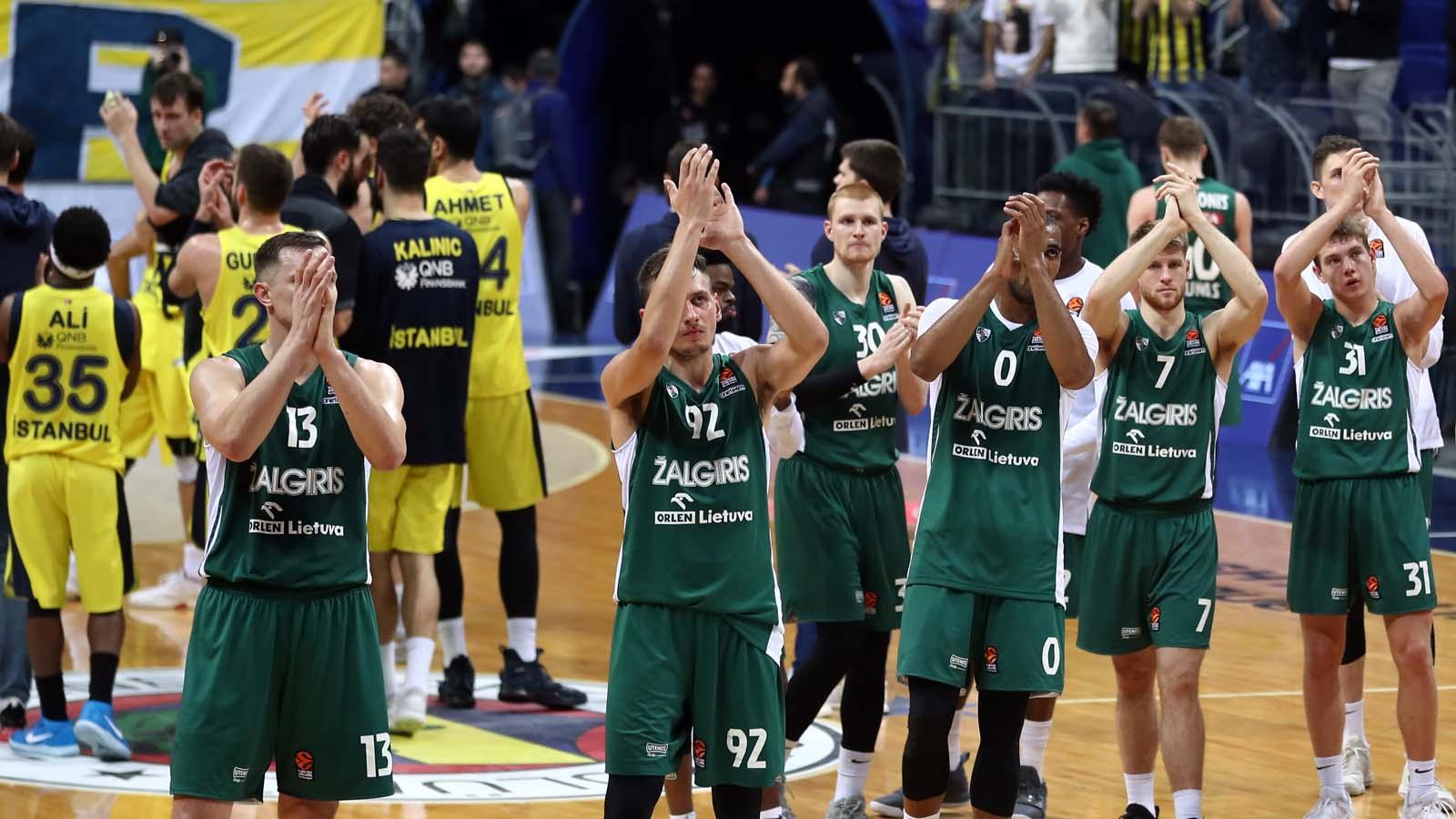 Play-off'taki rakibimiz Zalgiris Kaunas'ı tanıyalım