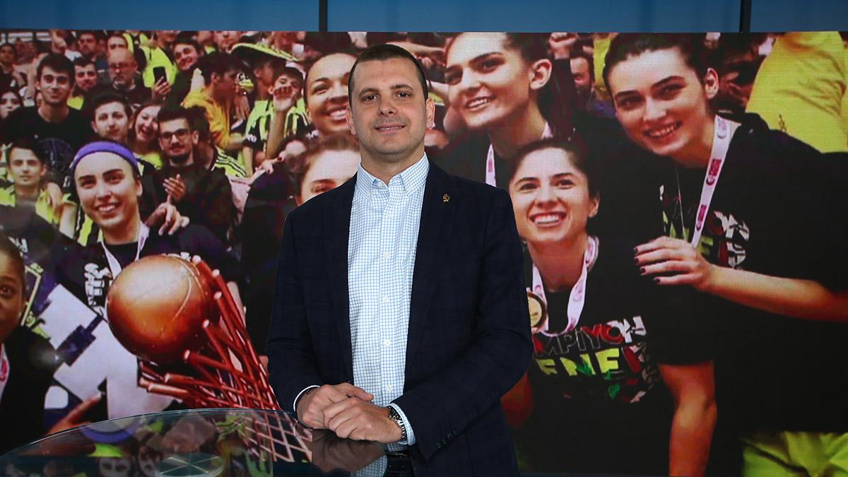Yöneticimiz Metin Sipahioğlu'ndan Kadın Basketbol Takımımıza dair önemli açıklamalar