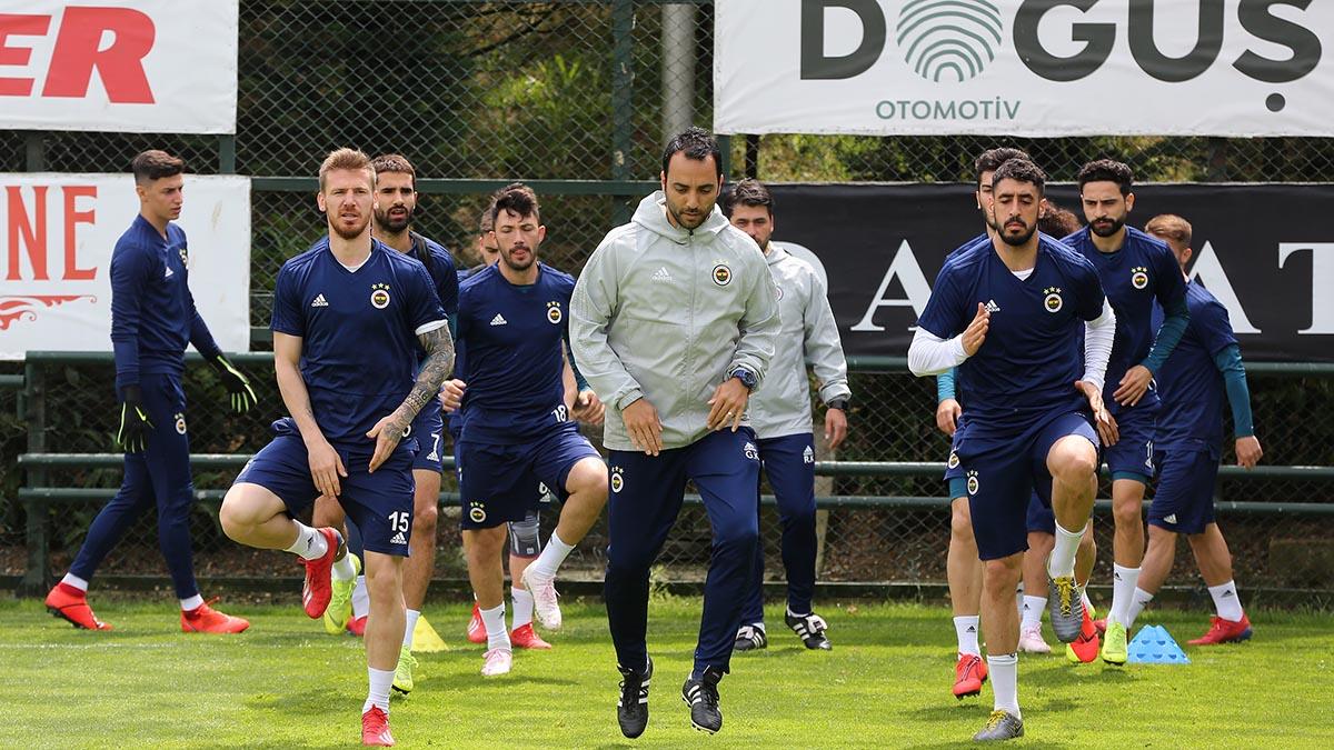 Erzurumspor maçı hazırlıkları sürüyor