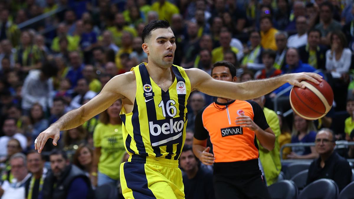 Kostas Sloukas'ın maç sonu açıklamaları