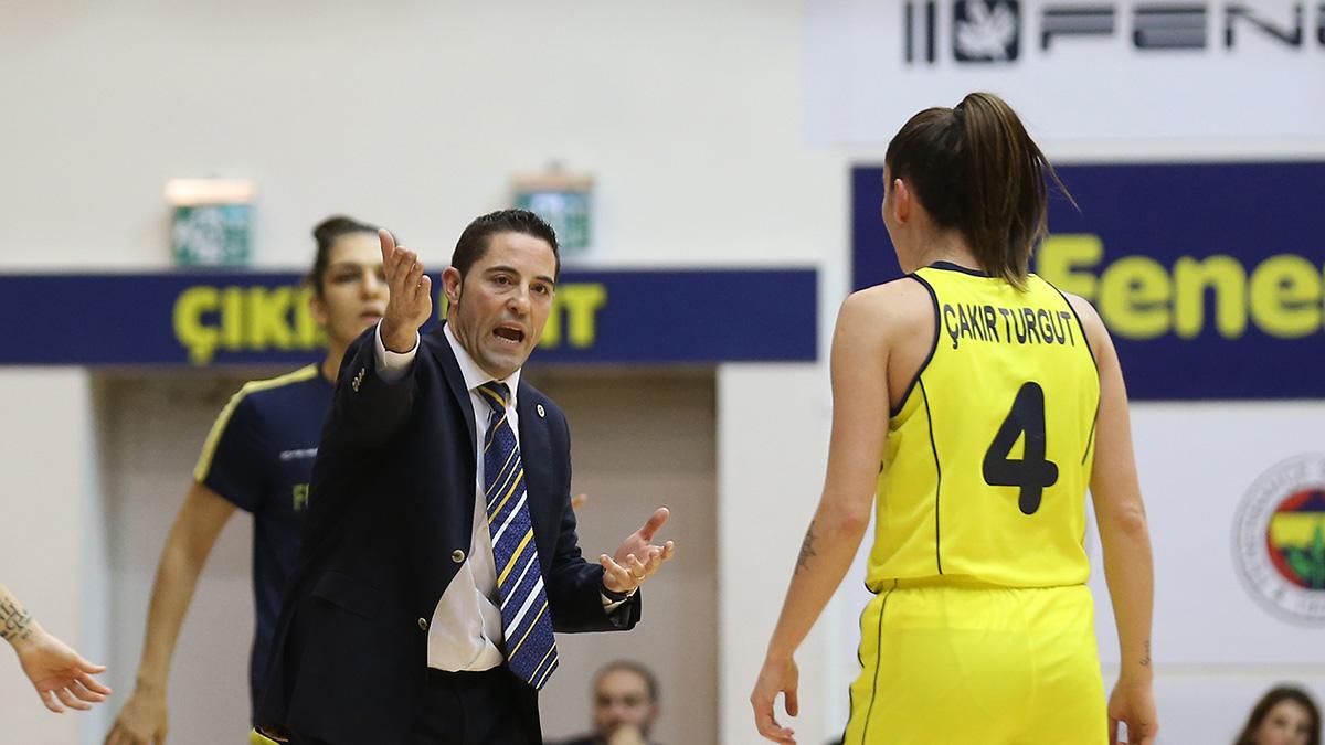 Victor Lapena ile Olcay Çakır Turgut'tan maç önü açıklamaları