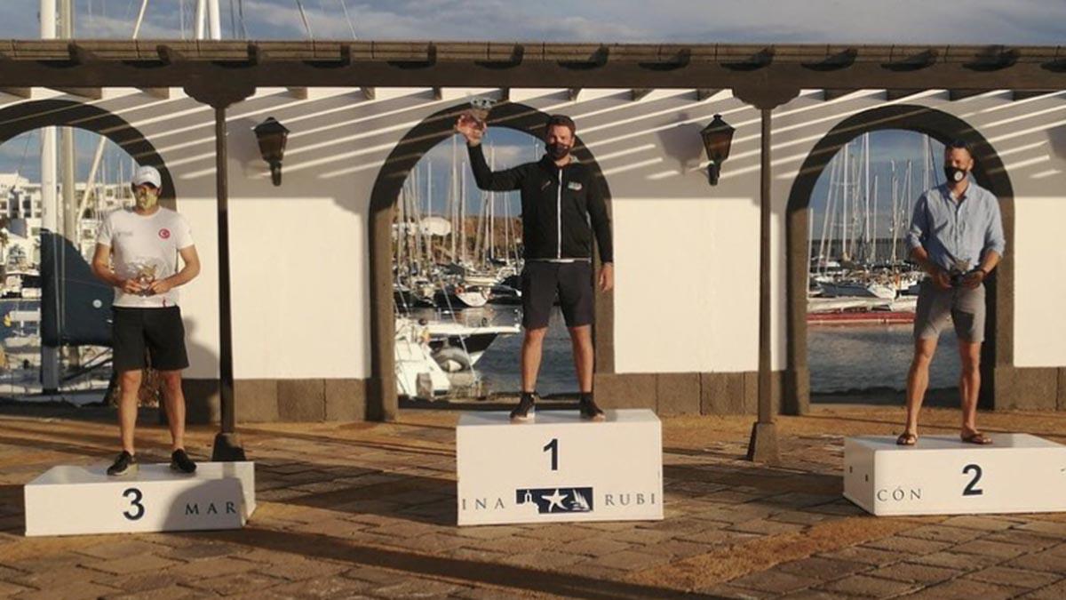 Yelkencilerimizden İspanya'da başarılı sonuçlar