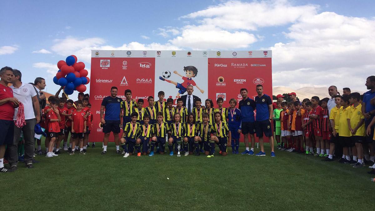 U12 Takımımız Niğde Turnuvası'nda mücadele etti