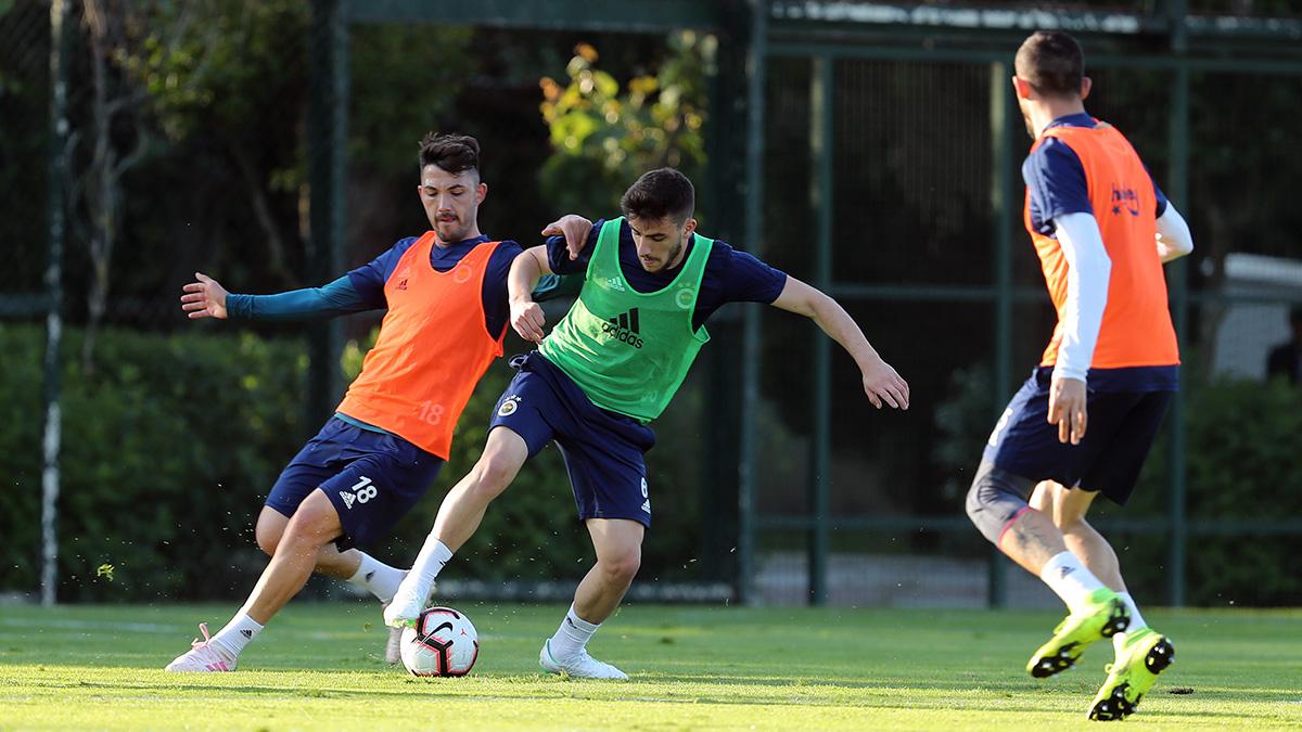 Antalyaspor maçı hazırlıkları tamamlandı