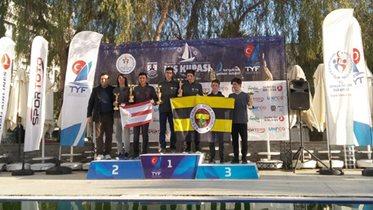 TYF Kış Kupası'nda 420 Sınıfından Ödüllerle Ayrıldık