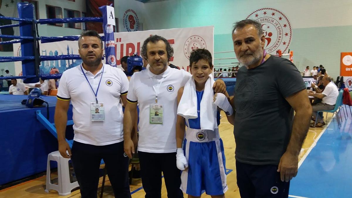 15 Temmuz Üst Minikler Türkiye Şampiyonası'nda ilk gün geride kaldı