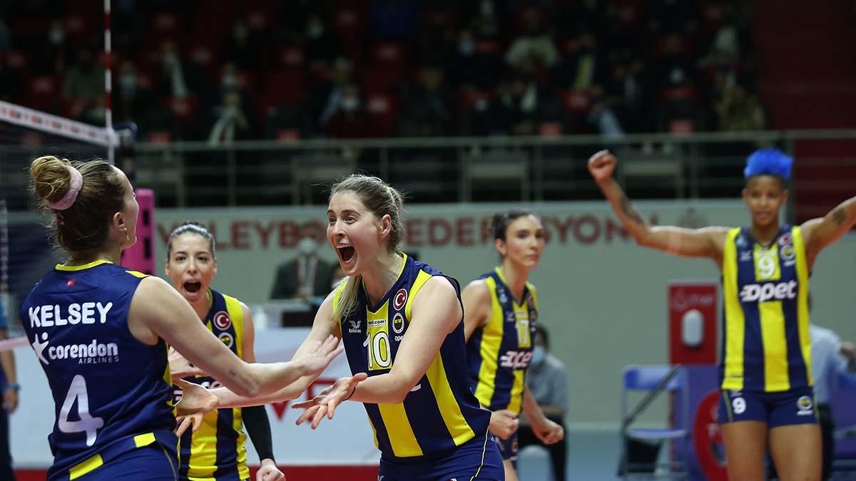 Fenerbahçe Opet, Şampiyonlar Ligi 2. Devre karşılaşmalarında sahne alıyor