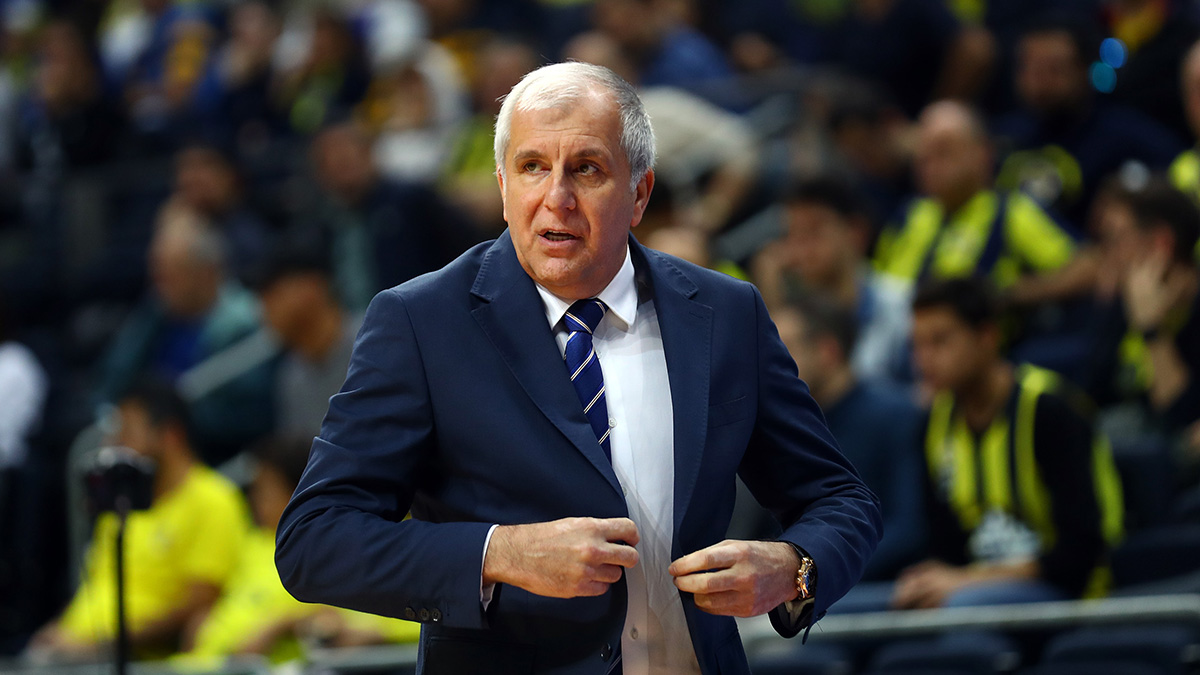 Zeljko Obradovic, M. Y. Afyon Belediyespor galibiyetini değerlendirdi