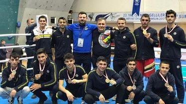 22 Yaş Altı Erkekler ve Kadınlar Türkiye Boks Şampiyonası'nı zirvede tamamladık